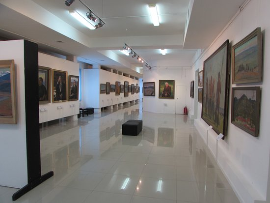 Academician Afanasy Osipov's Art Gallery