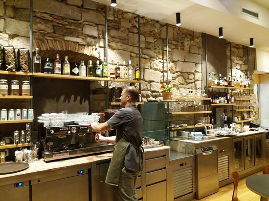 Federal Cafe: Well worth a visit if you visit Girona.