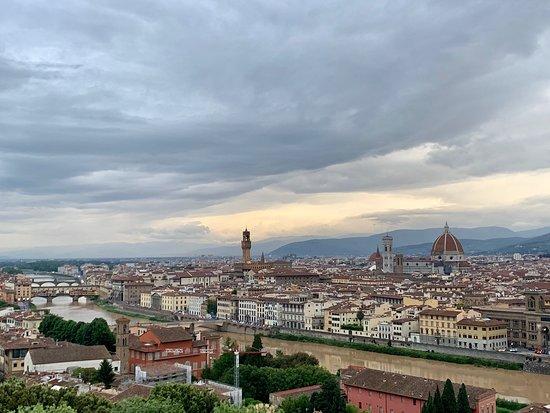 Vista Magnifica de Florença