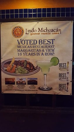 Original Lindo Michoacan: Voted Best Mexican Restaurant in Las Vegas 16 Years In A Row