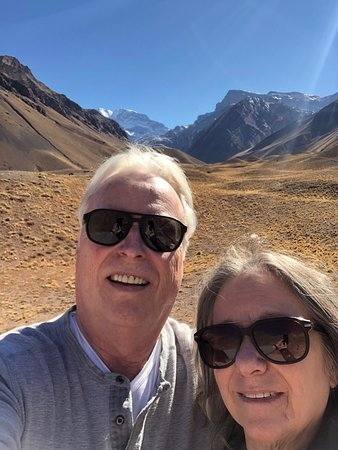 Day journey with my wife for our extended stay in Mendoza