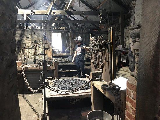 Doddridge Blacksmith Shop