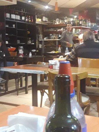 San Justo, الأرجنتين: Vista del salón