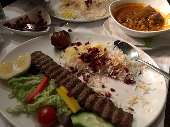 Pardis: Don't miss it if you like Persian food