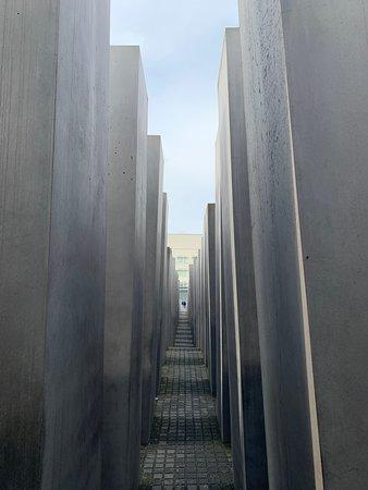 A moving memorial