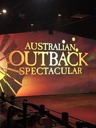 Australian Outback Spectacular: OUTBACK SPECTACULAR