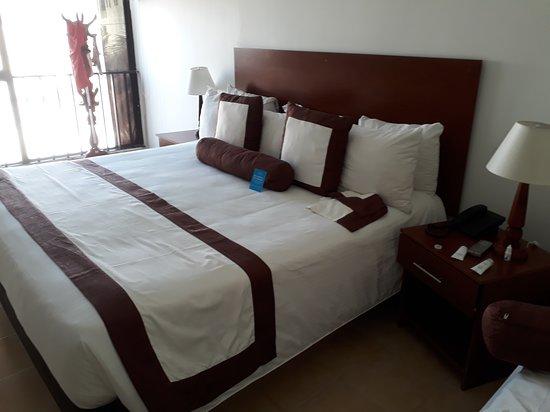 Département de San Andres et Providencia, Colombie: habitación 502 hotel Sol Caribe San Andrés