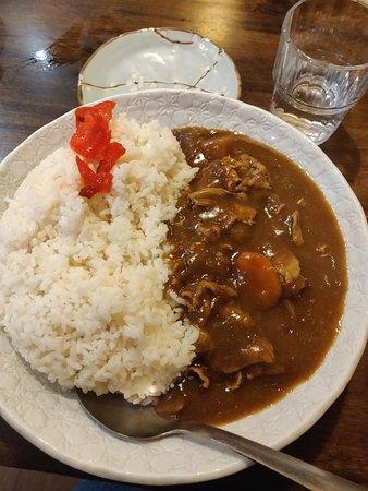 Sakura Inn: Beef Curry