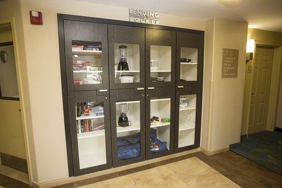 Candlewood Suites Nederland: Property amenity