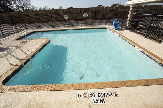 Nederland, Teksas: Pool