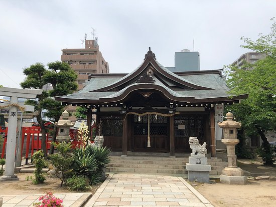 Hachinomiya Shrine