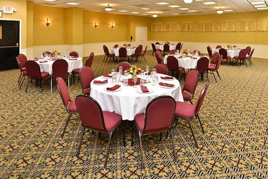 Holiday Inn Sacramento Rancho Cordova: Ballroom