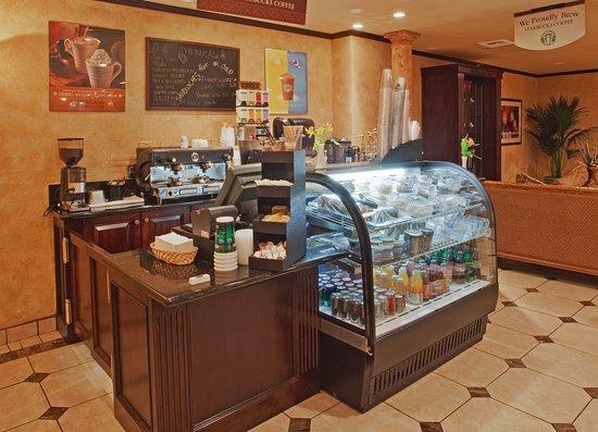 Holiday Inn Sacramento Rancho Cordova: Restaurant