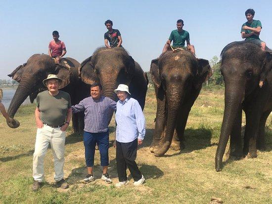Activities in Chitwan National Park - 2019 by Marron Treks
