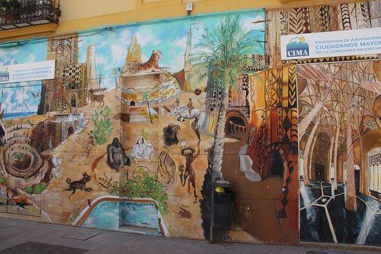 Ruta Grafitis: Граффити
