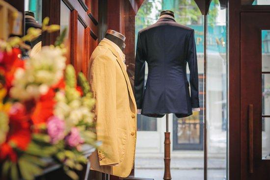 N.G.O Bespoke Tailoring