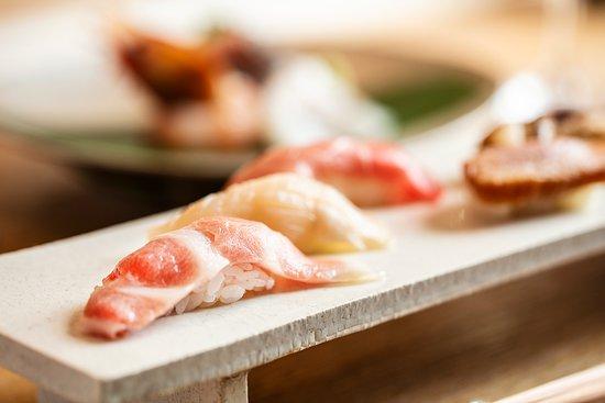 The Sushi: Nigiri