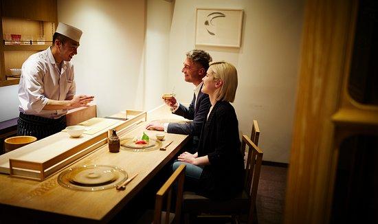 The Sushi: Sushi Counter