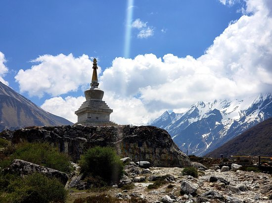 Friends Adventure Team: Langtang valley