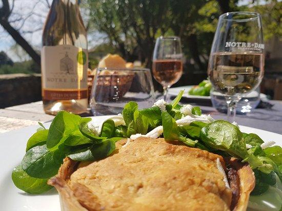 La Table De Cousignac Bourg Saint Andeol Restaurant Reviews
