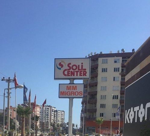 Soli Center