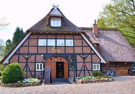 Eingang Restaurant Buur