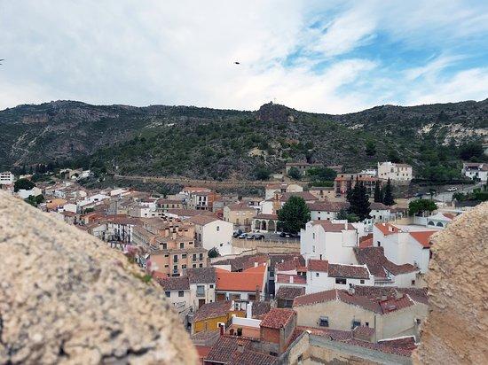 Yeste, สเปน: Vista desde el castillo