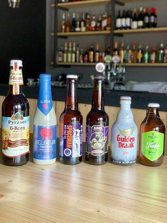 La nostra selezione di birra in bottiglia