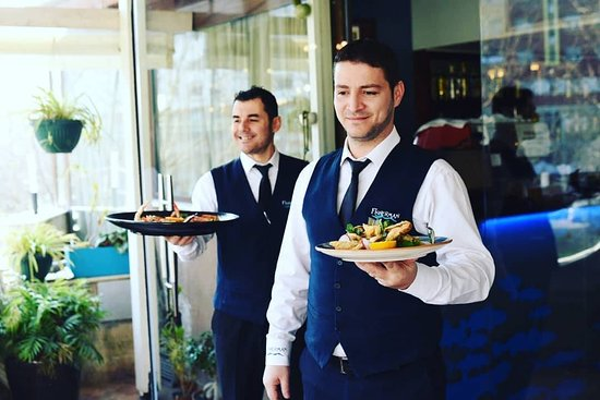 our staff always serves with a smile.
