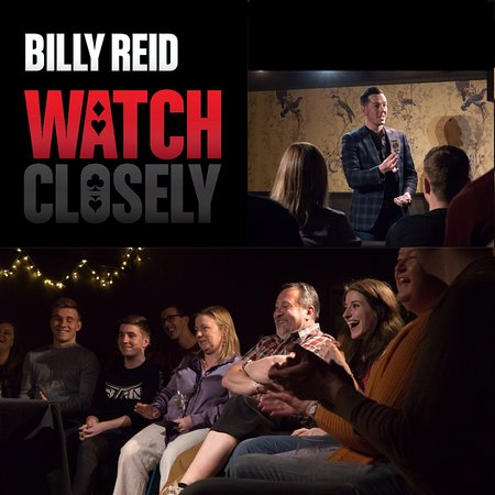 Watch Closely - An Evening of Magic