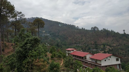 grate location with beautiful Himalayan views