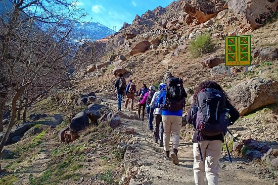 Hiking in Morocco - Day trip