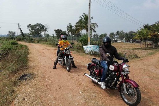 5 Senses Motorcycle tours- Bangalore