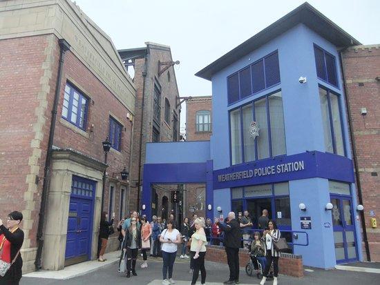 Coronation Street The Tour 2019: Weatherfield Police Station