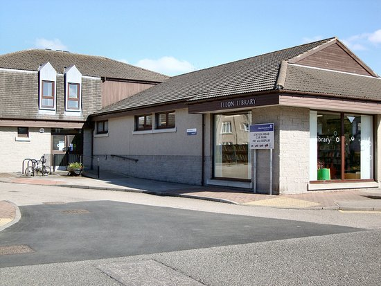 ‪Ellon Library‬
