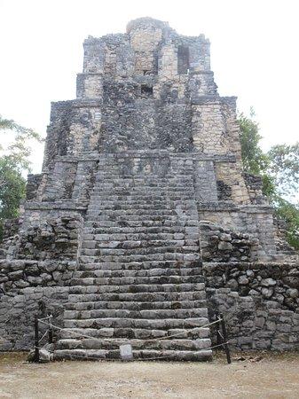 Muyil: château