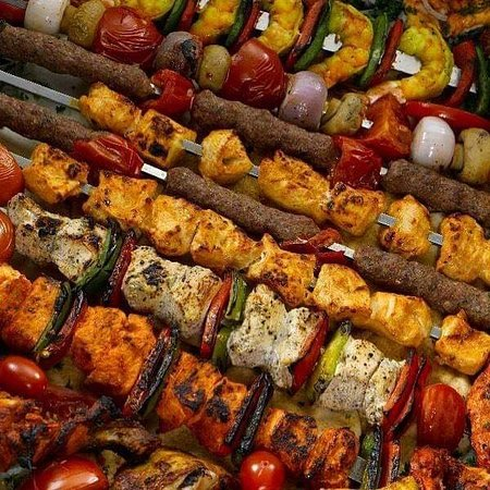 The original Levant's taste . So delicious and delicate متعة المذاق الشامي الأصيل .. حين تجتمتع لذة الطعم بالذوق الراقي