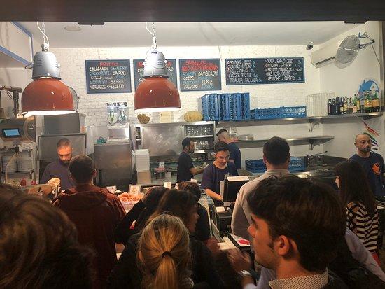 Pescetto Milan Porta Volta Restaurant Reviews Photos Phone