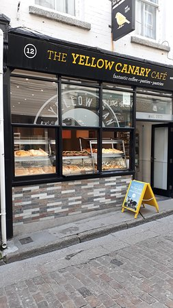Yellow canary cafe