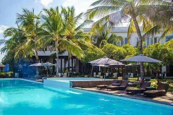 Klapa Resort: Klapa beach club