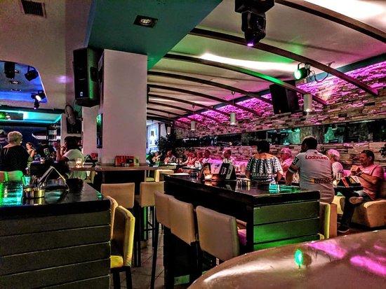 B.E.D Bar: Inside BED Bar