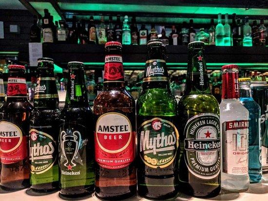 B.E.D Bar: Beers beers beers