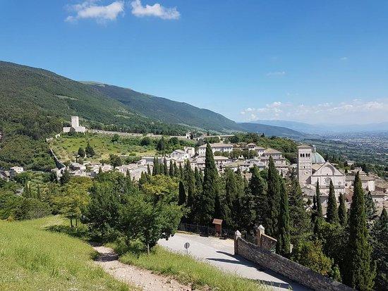 Rocca Maggiore - vista
