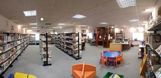 New Pitsligo Library