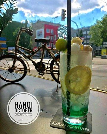 Hanoi October