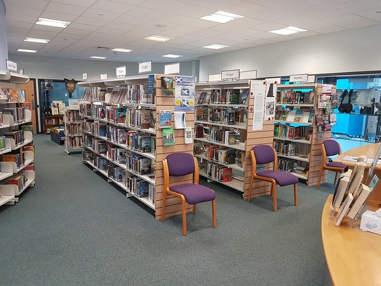 Rosehearty Library