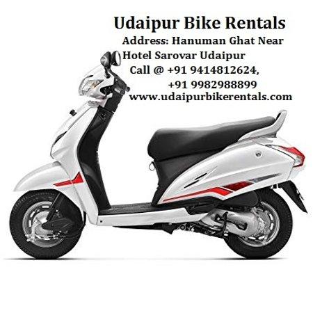 Udaipur Bike Rentals: Bike on Rent in Udaipur lakecity