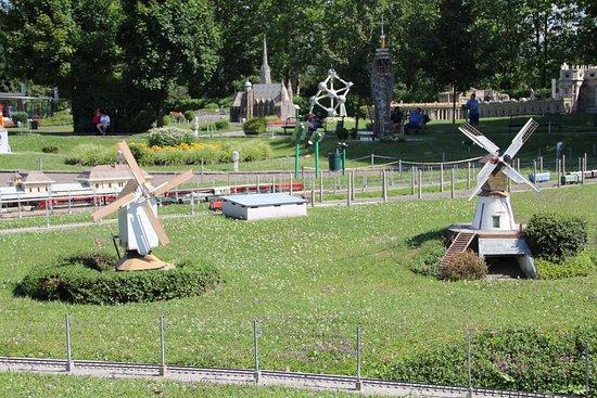 small windmills