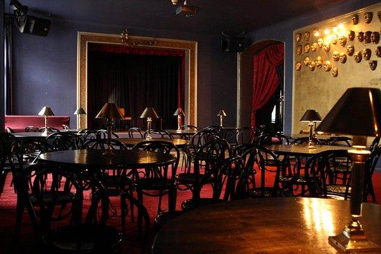 Teatris - Klubs Hamlets