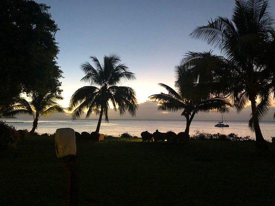 The pearl of Tahiti